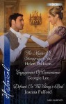 Mills & Boon : Dickson, Lee And Fulford Taster Collection 201310/The Master Of Stonegrave Hall/Engagement Of Convenience/Defiant In The Viking's Bed - Helen Dickson, Georgie Lee, Joanna Fulford