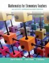 Mathematics for Elementary Teachers: An Activity Approach - Albert Bennett, Ted Nelson, Laurie Burton