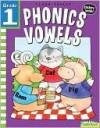 Phonics Vowels: Grade 1 (Flash Skills) - Flash Kids Editors