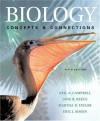 Biology: Concepts & Connections - Neil A. Campbell, Jane B. Reece, Martha R. Taylor, Eric J. Simon