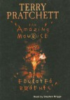 The Amazing Maurice and His Educated Rodents (Discworld, #28) - Terry Pratchett, Stephen Briggs