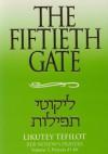 The Fiftieth Gate - Reb Noson's Prayers Vol. 3 - Yaacov Dovid Shulman