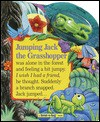 Jumping Jack the Grasshopper [With Bendable, Vinyl Bug] - Susan Hood, Bruce Eagle