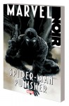 Marvel Noir: Spider-Man/Punisher - David Hine, Fabrice Sapolsky, Frank Tieri, Carmine Di Giandomenico, Paul Azaceta, Antonio Fuso