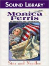 Sins and Needles (Needlecraft Mystery Series #10) - Monica Ferris, Connie Crawford