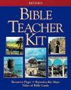Bible Teacher Kit - Revised [With 60-Minute Video] - Abingdon Press