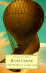Five Weeks In A Balloon (Pocket Classics) - Jules Verne
