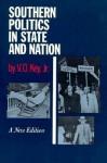 Southern Politics In State & Nation - V.O. Key, Alexander Heard