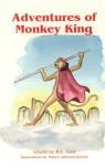 Adventures of Monkey King - Wu Cheng'en, R.L. Gao, Marlys Johnson-Barton