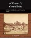 A Memoir of Central India - John Malcolm