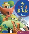My 1 2 3 Bible; My 1 2 3 Bible Promises - Crystal Bowman, Claudine Gevry