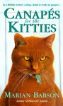 Canapes for the Kitties - Marian Babson