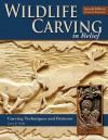 Wildlife Carving in Relief: Carving Techniques and Patterns - Lora S. Irish