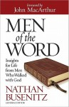Men of the Word: Insights for Life from Men Who Walked with God - Nathan Busenitz
