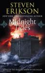 Midnight Tides (Malazan Book of the Fallen, #5) - Steven Erikson