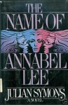 Name of Annabel Lee - Julian Symons