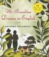 Mr. Rosenblum Dreams in English - Natasha Solomons, James Adams