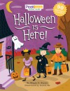 Peek Inside: Halloween Is Here! - Megan E. Bryant, Jannie Ho