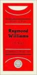 Raymond Williams (Writers of Wales) (Writers of Wales) - J.P. Ward, Meic Stephens, R. Brinley Jones