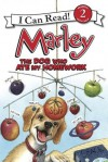 Marley: The Dog Who Ate My Homework: I Can Read Level 2 (I Can Read Book 2) - John Grogan, Richard Cowdrey, Rick Whipple