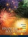 Financial Accounting with Connect Plus - J. David Spiceland, Wayne Thomas, Don Herrmann