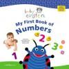 Baby Einstein: My First Book of Numbers - Nadeem Zaidi, Julie Aigner-Clark