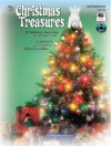 Christmas Treasures: 12 Christmas Piano Solos with Piano Duets (Level 2), Book, CD & General MIDI Disk - Gail Lew, Chris Lobdell