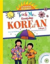 Teach Me Everyday Korean Volume 2: Celebrating the Seasons - Judy Mahoney, Patrick Girouard