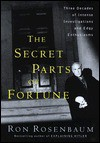 Secret Parts of Fortune - Ron Rosenbaum