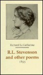 Robert Louis Stevenson And Other Poems, 1895 (Decadents, Symbolists, Anti Decadents) - Richard Le Gallienne