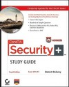 CompTIA Security+Study Guide: Exam SY0-201 - Emmett Dulaney