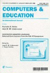 Computers and Education: Computers Assisted Learning - J.D.M. Underwood, J.R. Hartley