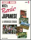 NTC's Basic Japanese Level 1: Beginning - Lynn Williams