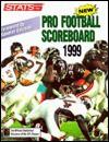 Pro Football Scoreboard 1999: The 100 Yard War - Stats Publishing