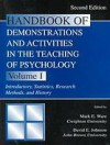 Handbook of Demonstrations and Activities in the Teaching of Psychology, Second Edition: Volume I: Introductory, Statistics, Research Methods, and ... & Activities in Teaching of Psych) - Mark E. Ware