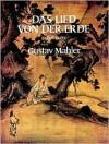 Das Lied von der Erde in Full Score (Dover Music Scores) - Gustav Mahler
