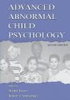 Advanced Abnormal Child Psychology - Michel Hersen