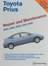 Toyota Prius Repair and Maintenance Manual - Bentley Publishers