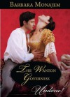 The Wanton Governess (Mills & Boon Historical Undone) - Barbara Monajem