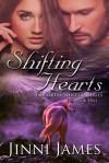 Shifting Hearts (Immortal Shifters Series #1) - Jinni James