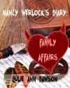 Nancy Werlock's Diary: Family Affairs - Julie Ann Dawson