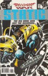 Static #8 (Shadow War) - Robert L. Washington III, John Paul Leon, Shawn Martinbrough