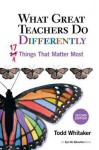 What Great Teachers Do Differently - Todd Whitaker