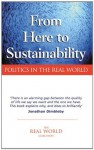 From Here to Sustainability: Politics in the Real World - Diane Warburton, Ian Christie