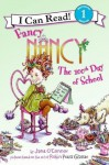 Fancy Nancy: The 100th Day of School: I Can Read Level 1 (I Can Read Book 1) - Jane O'Connor, Robin Preiss Glasser