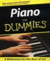 Piano For Dummies (For Dummies (Computer/Tech)) - Blake Neely