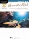 Acoustic Rock: Instrumental Play-Along for Tenor Sax - Hal Leonard Publishing Company