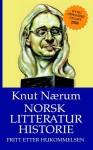 Norsk Litteraturhistorie Fritt Etter Hukommelsen (Norwegian Edition) - Knut Nærum