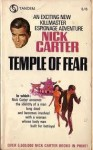 Temple of Fear - Nick Carter