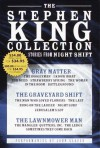 The Stephen King Value Collection: Lawnmower Man, Gray Matter, and Graveyard Shift (Value Collections) - John Glover, Stephen King